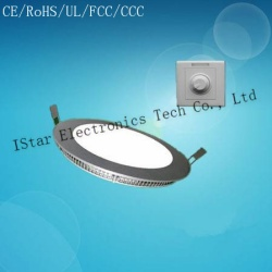 18w led round panel light